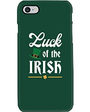 Luck of the Irish Phone Case thumbnail
