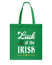 Luck of the Irish Tote Bag thumbnail