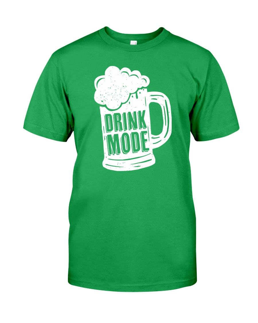 Drink Mode Classic T-Shirt
