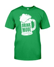 Drink Mode Classic T-Shirt front