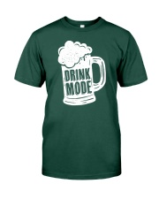 Drink Mode Premium Fit Mens Tee tile
