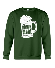 Drink Mode Crewneck Sweatshirt tile