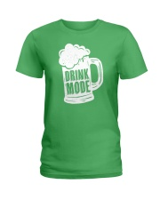 Drink Mode Ladies T-Shirt thumbnail