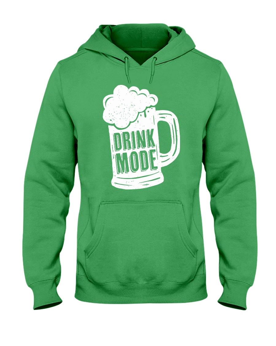 Drink Mode Hooded Sweatshirt