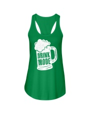 Drink Mode Ladies Flowy Tank front