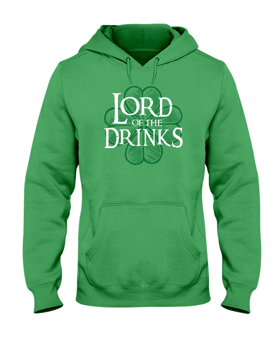 Lord of the Drinks Hooded Sweatshirt