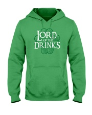 Lord of the Drinks Hooded Sweatshirt front