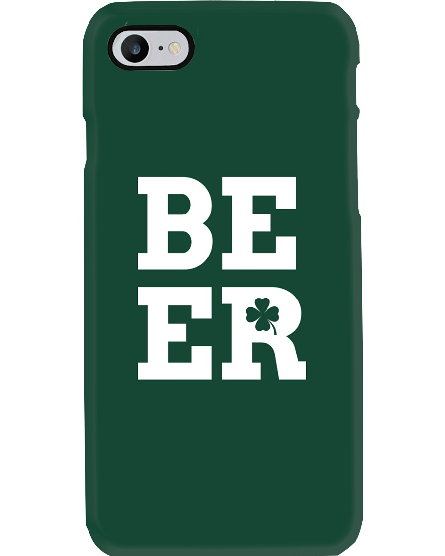 Beer for St Patrick's Day Phone Case