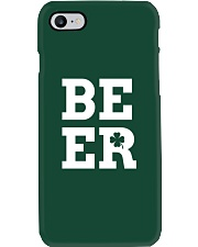 Beer for St Patrick's Day Phone Case tile