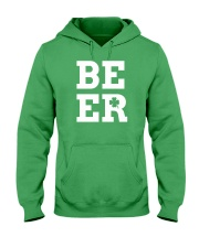 Beer for St Patrick's Day Hooded Sweatshirt front