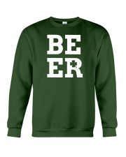 Beer for St Patrick's Day Crewneck Sweatshirt front