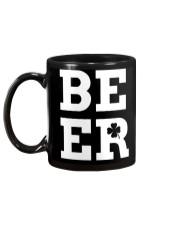 Beer for St Patrick's Day Mug back