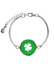 Irish Pride Metallic Circle Bracelet tile