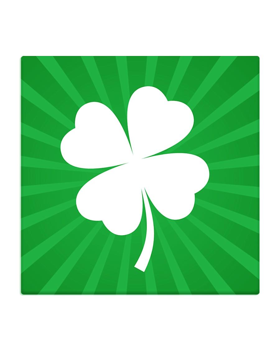 Irish Pride Square Coaster