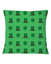 Irish Pride Square Pillowcase back