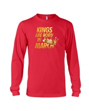 Kings Are Born in March Long Sleeve Tee tile