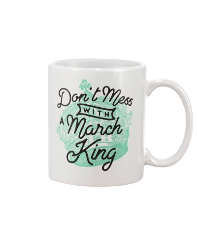 Don't Mess With a March King