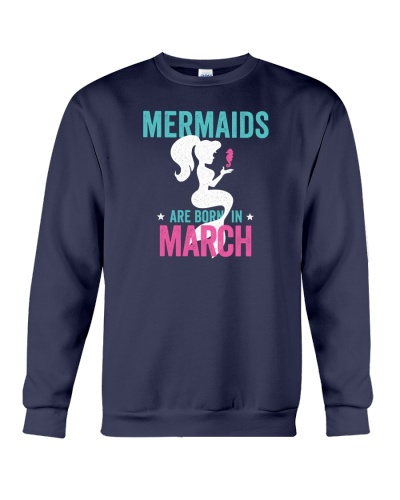 Mermaids Are Born in March