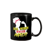 Real Women are Born in March Mug thumbnail