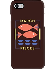 March Pisces Phone Case thumbnail