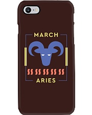 March Aries Phone Case thumbnail