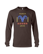March Aries Long Sleeve Tee thumbnail