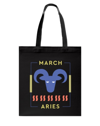 March Aries