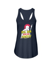 Real Men are Born in March Ladies Flowy Tank thumbnail