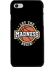 Let the Madness Begin Phone Case thumbnail