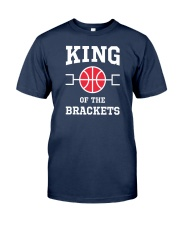 King of the Brackets Classic T-Shirt front