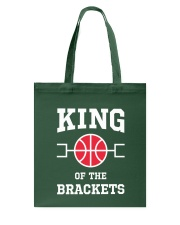 King of the Brackets Tote Bag tile