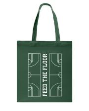 Feed the Floor Tote Bag thumbnail