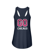 GO Chicago Ladies Flowy Tank front