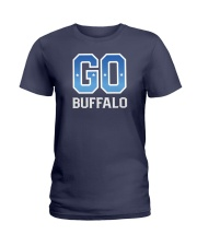 GO Buffalo Ladies T-Shirt thumbnail