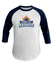 Tennessee Madness Baseball Tee front