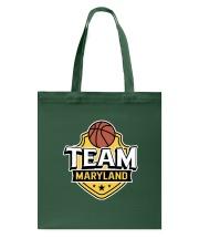 Team Maryland Tote Bag thumbnail