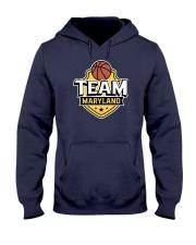 Team Maryland Hooded Sweatshirt thumbnail