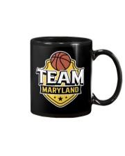 Team Maryland Mug front