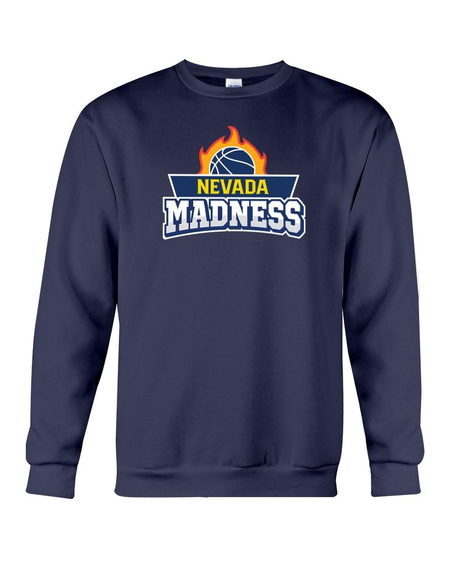 Nevada Madness Crewneck Sweatshirt