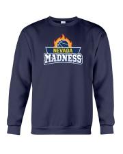 Nevada Madness Crewneck Sweatshirt front