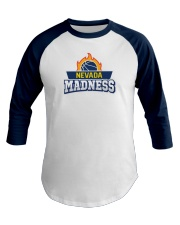Nevada Madness Baseball Tee thumbnail