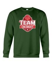 Team Cincinnati Crewneck Sweatshirt front