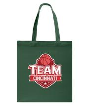 Team Cincinnati Tote Bag thumbnail