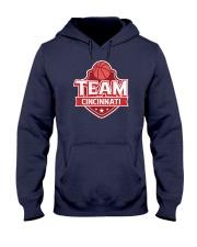 Team Cincinnati Hooded Sweatshirt thumbnail