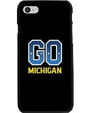 GO Michigan Phone Case thumbnail