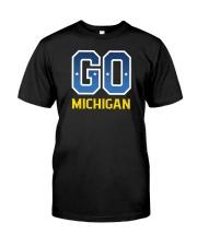 GO Michigan Premium Fit Mens Tee thumbnail