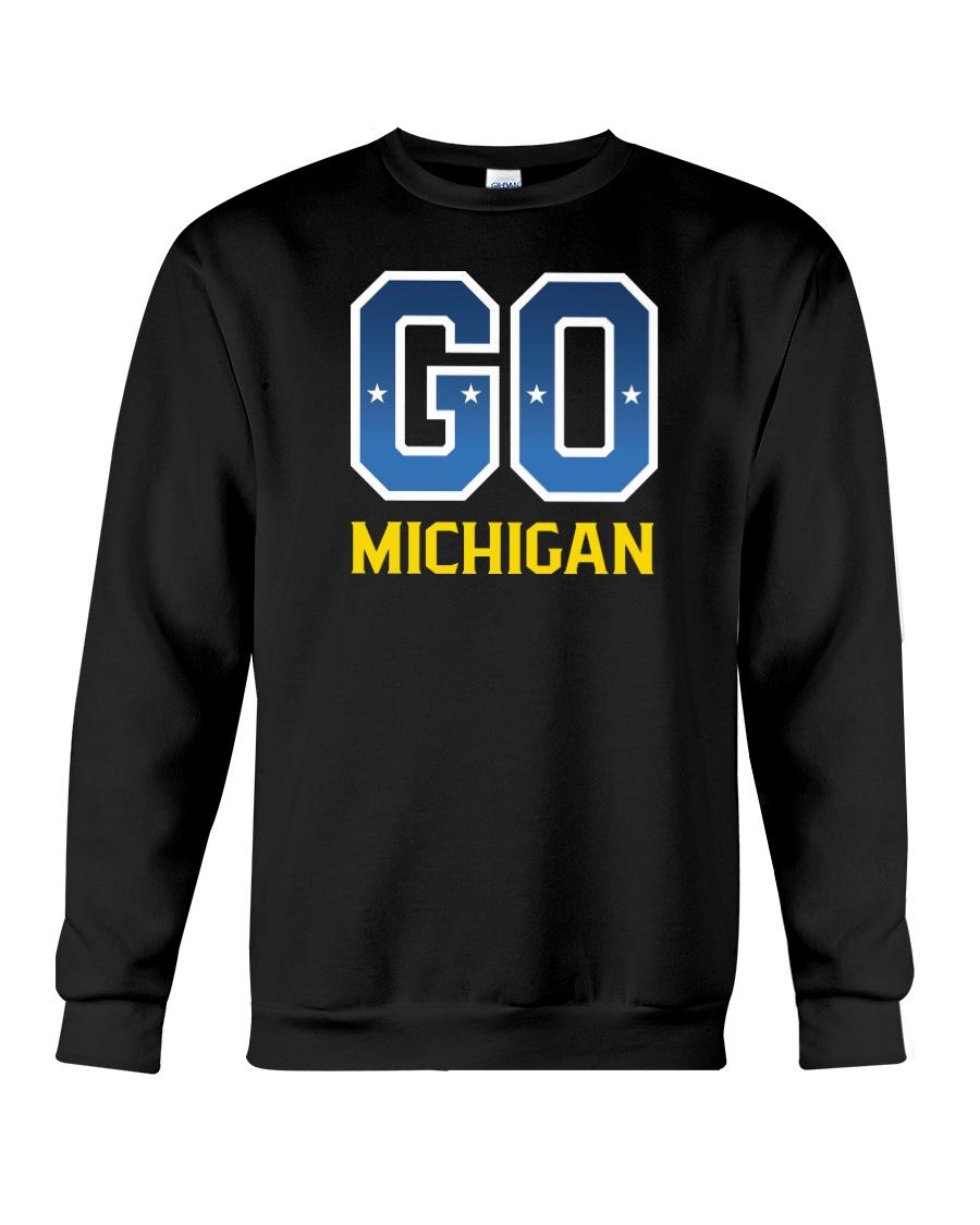 GO Michigan Crewneck Sweatshirt