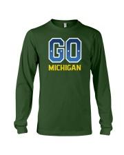 GO Michigan Long Sleeve Tee thumbnail