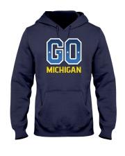 GO Michigan Hooded Sweatshirt thumbnail