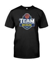Team Michigan Premium Fit Mens Tee thumbnail